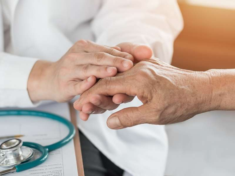 Lecithin helps with arthritis