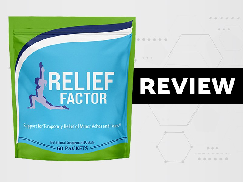 Our Review of Relief Factor