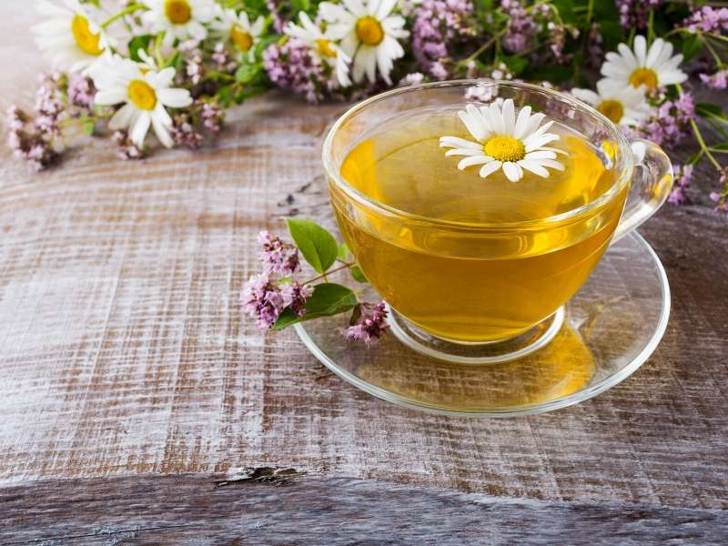 Chamomile Natural Muscle Relaxers
